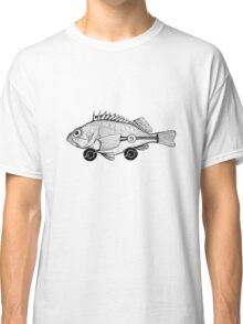 Racing Fish Classic T-Shirt