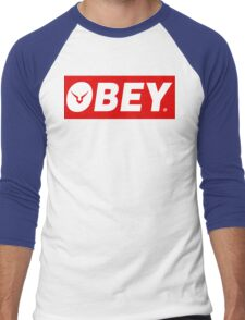 Code Geass Obey T-Shirt and Phone Case Men's Baseball ¾ T-Shirt