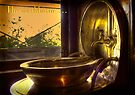 The washbasin . . . by Rosalie Dale