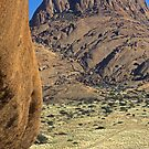 Child and mountain by Wild at Heart Namibia