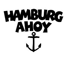 Hamburg Ahoy Photographic Print