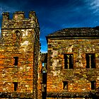 Acton Burnell Castle by David J Knight