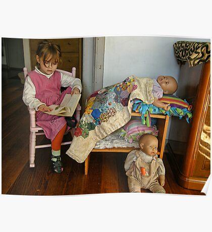 The Babysitter Poster
