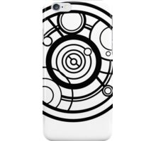 Doctor Who Galllifreyan Name iPhone Case/Skin