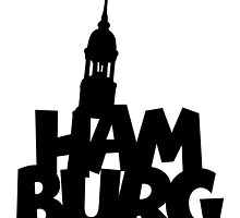 Hamburg by theshirtshops