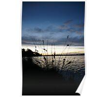 Dawn over Lake Wallaga Poster