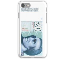 20 Old Swiss note iPhone Case/Skin