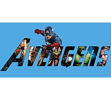 The Avengers  Photographic Print