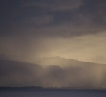 Moody Sky by Syman  Kaye