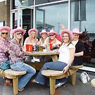 Pink Hats Great fun by Merice  Ewart-Marshall - LFA