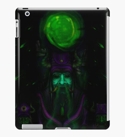 Fantasy artwork Orc Lawyer iPad Case/Skin