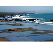 California Coastline Photographic Print