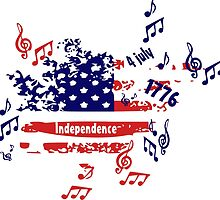 Independence day by Grobie