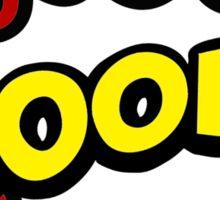 BOOM!! Sticker