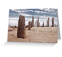 Willunga, SA. Greeting Card