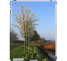 Spring Has Sprung iPad Case/Skin