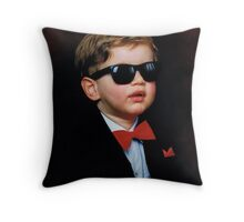 Mr coooool Throw Pillow