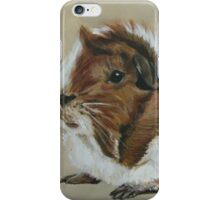 """Lucky"" Gorgeous Guinea Pig iPhone Case/Skin"