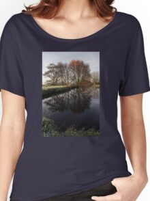 A Country Pond Women's Relaxed Fit T-Shirt