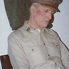 Asleep on Duty!! by Edward Denyer