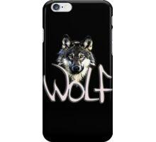 Wolf 1 iPhone Case/Skin