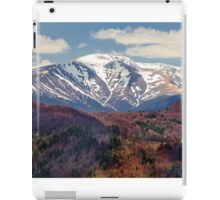 Mountains landscape iPad Case/Skin