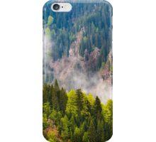 Parang mountains in Romania iPhone Case/Skin