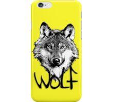 Wolf 6 iPhone Case/Skin
