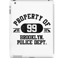 Precinct 99 (Black) iPad Case/Skin