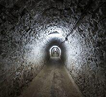 Salt mine from Turda, Romania by naturalis
