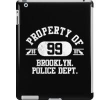 Precinct 99 (White) iPad Case/Skin
