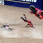 Steve Hislop Crash by photobymdavey