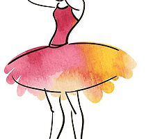 ballerina by OlgaBerlet