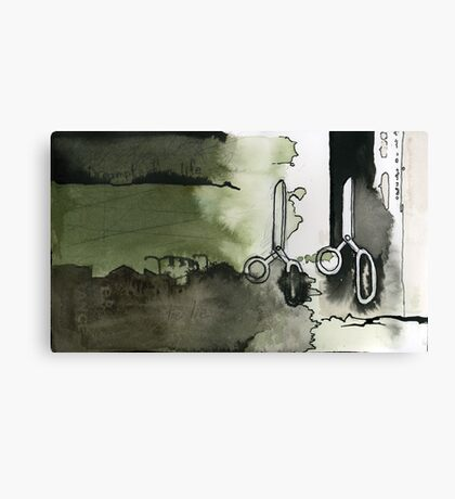 reopen Canvas Print