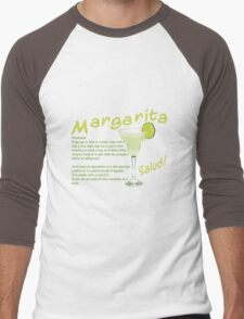 Margarita Men's Baseball ¾ T-Shirt