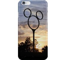 Orlando Sunset iPhone Case/Skin