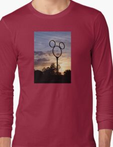 Orlando Sunset Long Sleeve T-Shirt