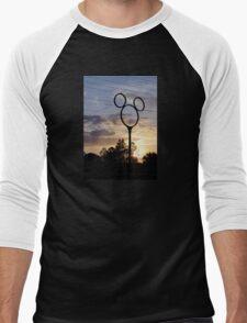 Orlando Sunset Men's Baseball ¾ T-Shirt