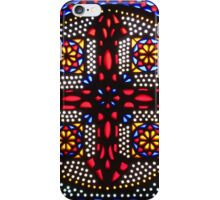 Stained Glass Window - Coptic Church iPhone Case/Skin