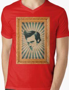 Carrey Mens V-Neck T-Shirt