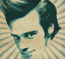 Carrey Sticker