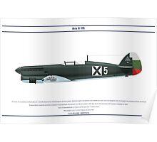 Avia B-135 Bulgaria 2 Poster