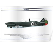 Avia B-135 Bulgaria 3 Poster