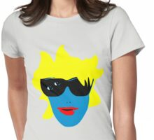 Girl Womens Fitted T-Shirt