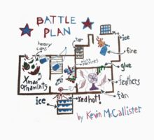 Battle Plan by Kevin McCallister Kids Clothes