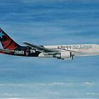 "Delta Air Lines ""Spirit of Delta"" Boeing 767-200 by Hernan W. Anibarro"