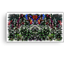 Christmas in Febuary  Canvas Print