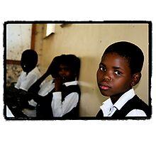 Classroom Politics Photographic Print