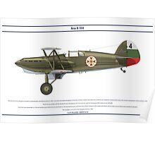 Avia B-534 Bulgaria 2 Poster