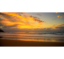Majesty - Palm Beach - Sydney Beaches- The HDR Series Photographic Print